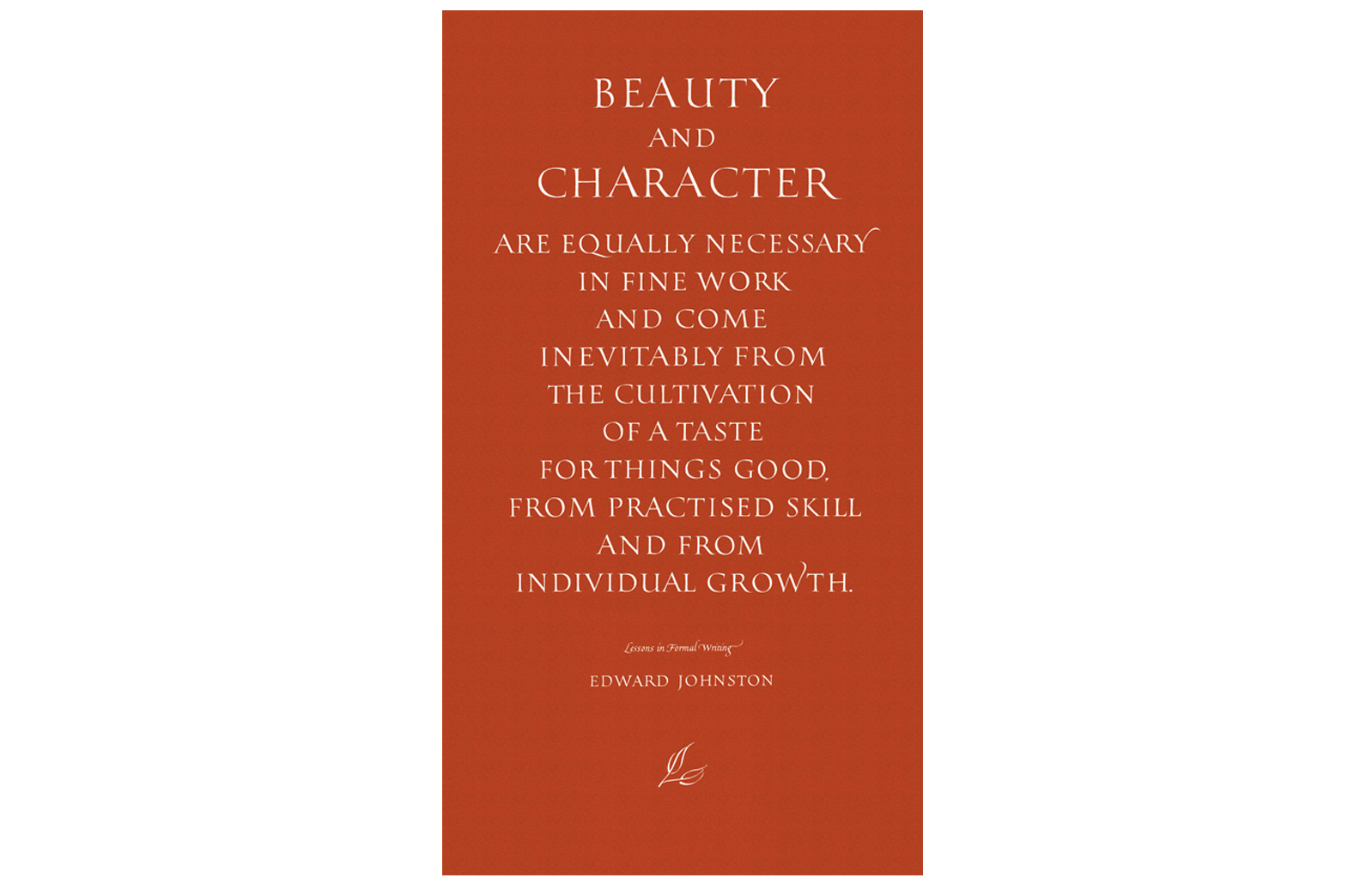 Beauty & Character